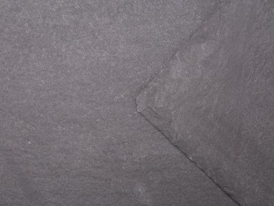 Close up of Burlington Blue Grey Slate