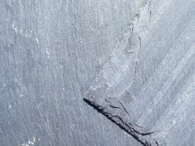 Blue Grey Fellside Slate close up