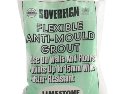 Soveregin Flexible Anti-Mould Grout