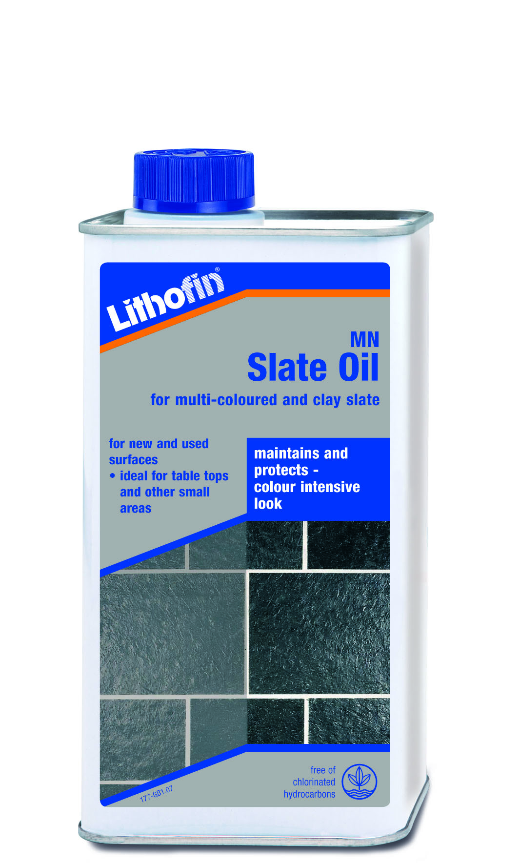 Lithofin Slate Oil 1L