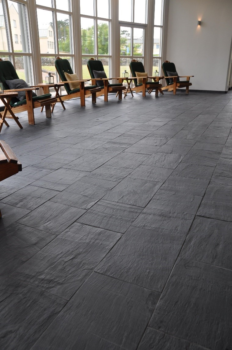 Floor Tiles Why Slate Is An Ideal Choice Uk Slate