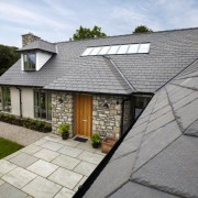 The Orchard, a beautiful countryside house with slate roof