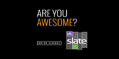 We're hiring infographic