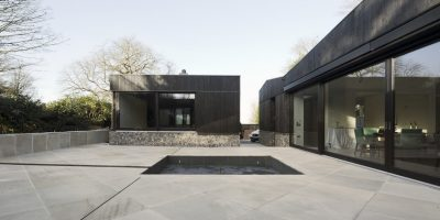 Stunning contemporary design of Peacock House in Aldeburgh