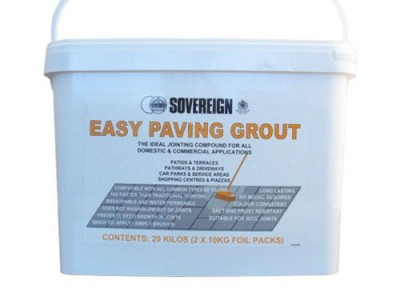 Easy Paving Grout, bucket