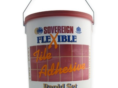 Sovereign Flexible Tile Adhesive